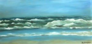 The Gulf Coast Painting