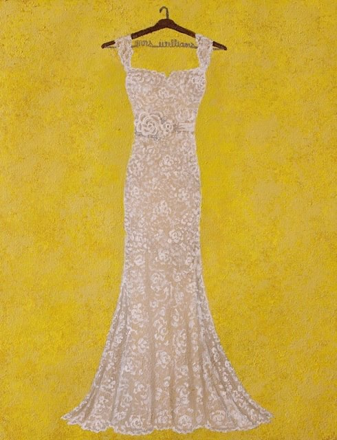 Watters Greta Wedding Dress